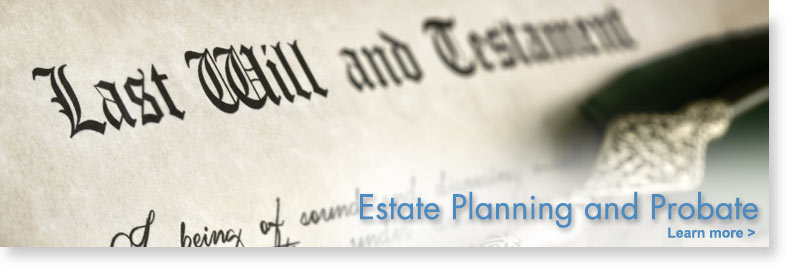 Estate Planning and Probate Services Sheboygan Wisconsin